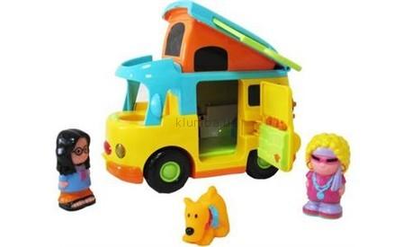 Детская игрушка BeBeLino Дом на колесах
