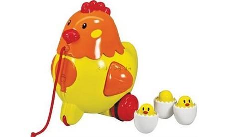 Детская игрушка BeBeLino Наседка с  цыплятами