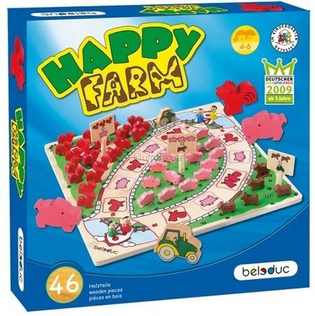 Детская игрушка Beleduc Счастливая ферма