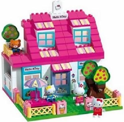 Детская игрушка Big Дом Hello Kitty