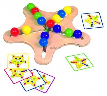 Детская игрушка Bino Моторичная игра Звезда