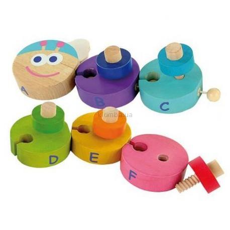 Детская игрушка Boikido Гусеничка Закрути и посчитай
