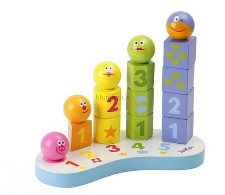 Детская игрушка Boikido Забавные пирамидки