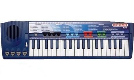 Детская игрушка Bontempi Электронная клавишная минипанель
