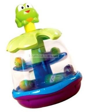 Детская игрушка Bright Starts Pond Popper (Юла Жабка)