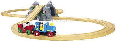Детская игрушка Brio Горная железная дорога