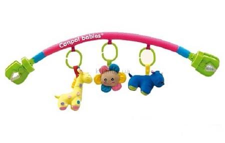 Детская игрушка Canpol Babies Игрушка с цветком
