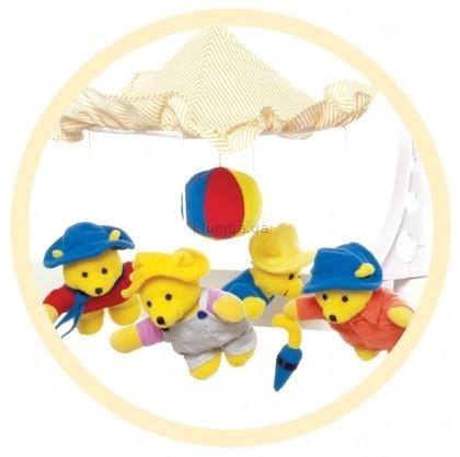 Детская игрушка Canpol Babies Медведи в шапках