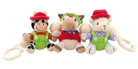Детская игрушка Canpol Babies Зверушки-фермеры