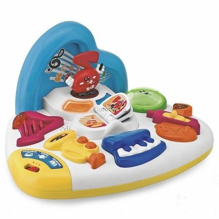 Детская игрушка Chicco Поющий оркестр