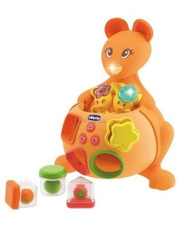 Детская игрушка Chicco Сортер Кенгуру