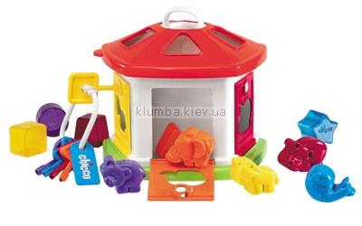 Детская игрушка Chicco Домик с животными