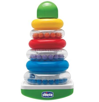 Детская игрушка Chicco Пирамида с шариками