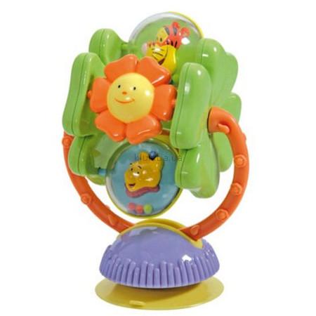 Детская игрушка Clementoni Вращающийся цветок