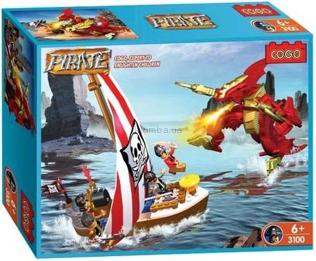 Детская игрушка Cogo Бой с красным драконом