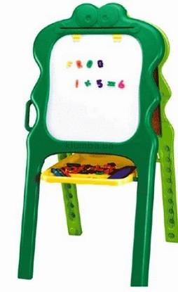 Детская игрушка Crayola Мольберт с магнитными буквами и цифрами