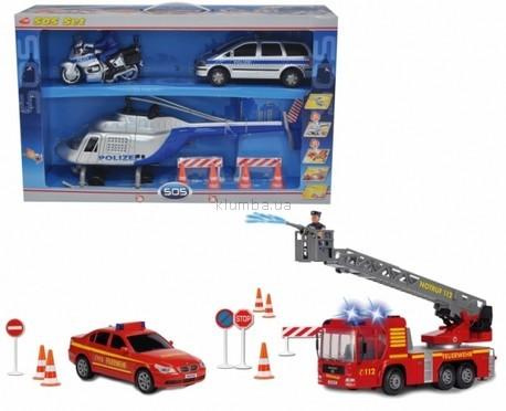 Детская игрушка Dickie Набор SOS