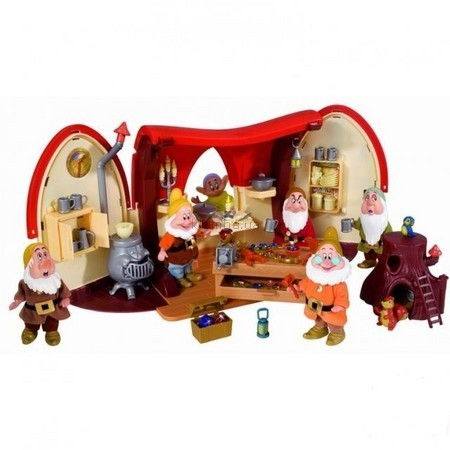 Детская игрушка Disney Хижина гномов с аксессуарами