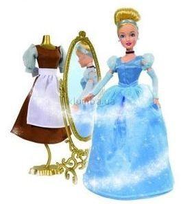 Детская игрушка Disney Золушка, Перевоплощение
