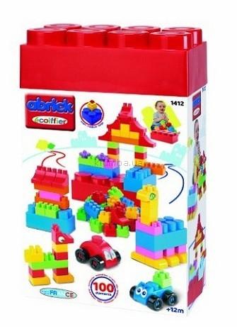 Детская игрушка Ecoiffier (Smoby) Конструктор в коробке