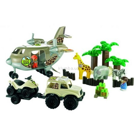 Детская игрушка Ecoiffier (Smoby) Спасательная служба Сафари