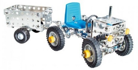 Детская игрушка EiTech Трактор 3 модели  (c80)