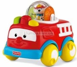 Детская игрушка Fisher Price Веселая пожарная машина
