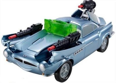 Детская игрушка Fisher Price Тачки 2,  Интерактивный и вооруженный Финт МакТорпеда