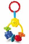 Детская игрушка Fisher Price Кольцо-погремушка