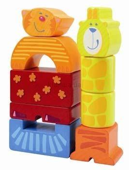 Детская игрушка Haba Набор для конструирования Зоолино