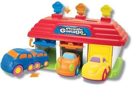 Детская игрушка Keenway Гараж