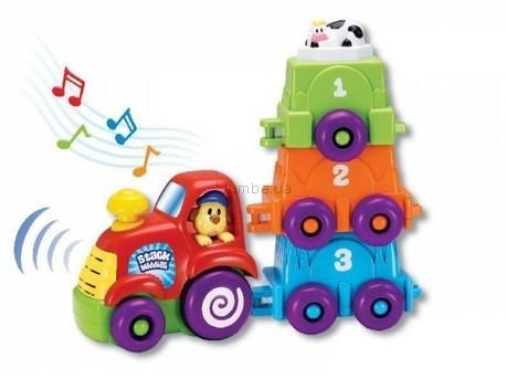 Детская игрушка Keenway Музыкальный трактор