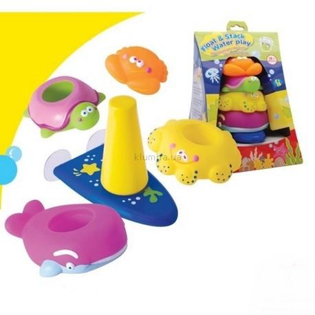 Детская игрушка Kid Genius Морская пирамида