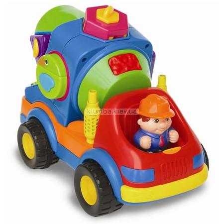 Детская игрушка Kiddieland Сортер Бетономешалка