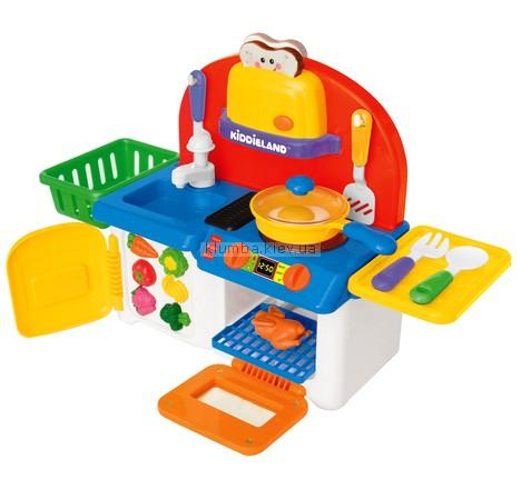 Детская игрушка Kiddieland Моя первая кухня