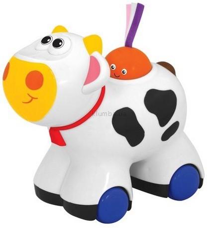Детская игрушка Kiddieland Каталка Буренка
