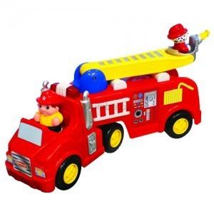 Детская игрушка Kiddieland Пожарная машина (44602)