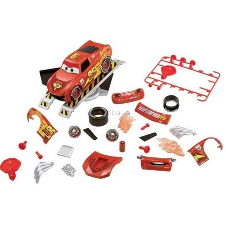 Детская игрушка Klip Kitz Тачки, Набор для сборки 2 в 1 Молния Маккуин