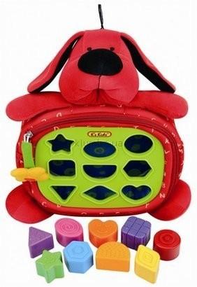 Детская игрушка K's Kids Мягкий сортер Патрик