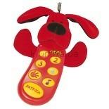 Детская игрушка K's Kids Музыкальный телефон с записью Патрик