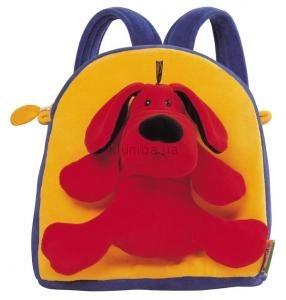 Детская игрушка K's Kids Мягкий рюкзак с собачкой Патрик