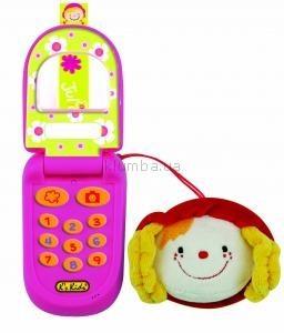 Детская игрушка K's Kids Телефон с записью Кто звонит? Джулия