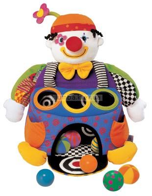 Детская игрушка K's Kids Веселый клоун для кроватки