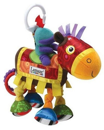 Детская игрушка Lamaze Рыцарский конь