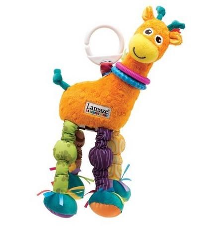 Детская игрушка Lamaze Жираф