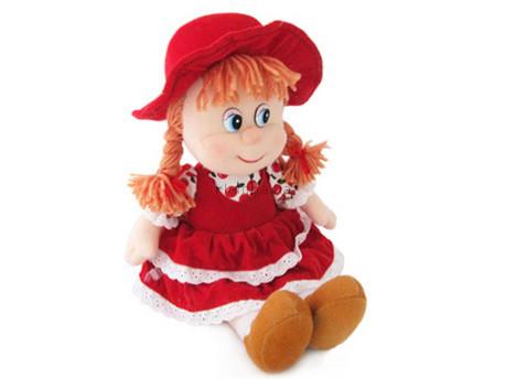 Детская игрушка Lava Кукла в шляпе