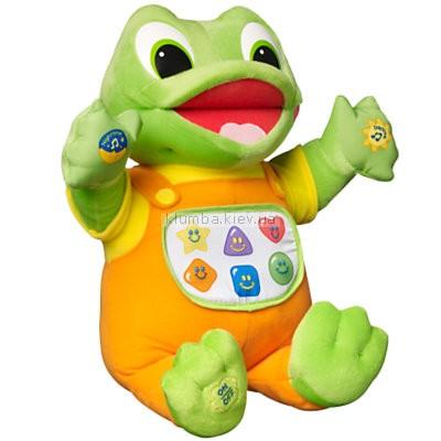 Детская игрушка Leap Frog Лягушонок Тэд, Обнимай и учись