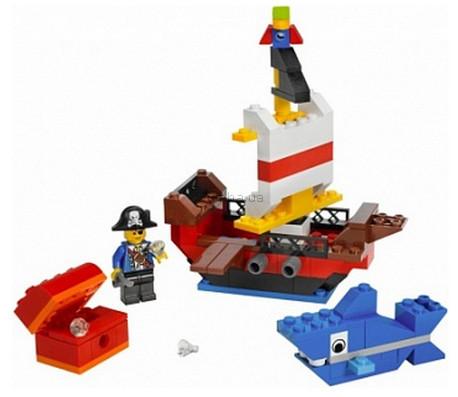 Детская игрушка Lego Bricks More Пираты (6192)