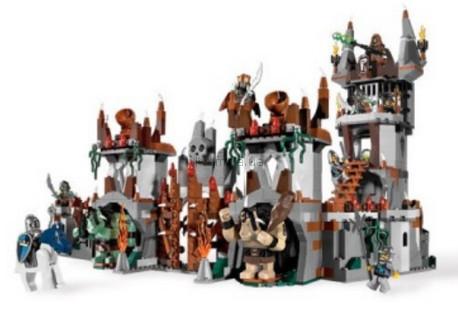 Детская игрушка Lego Castle Горная крепость троллей (7097)