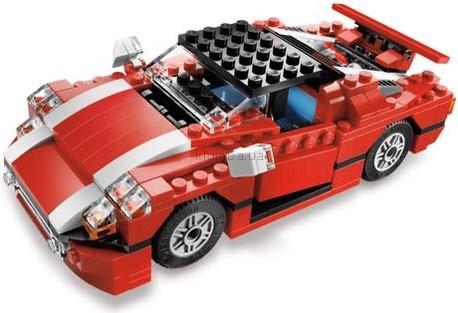 Детская игрушка Lego Creator Супер Спидстер (5867)